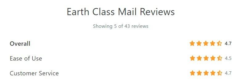Earth Class Mail Reviews | Capterra