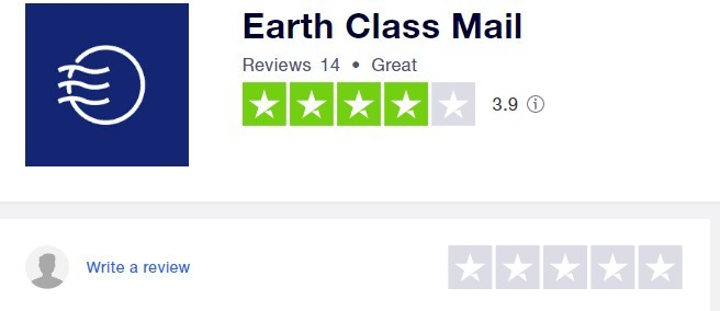 Earth Class Mail Reviews | Trustpilot